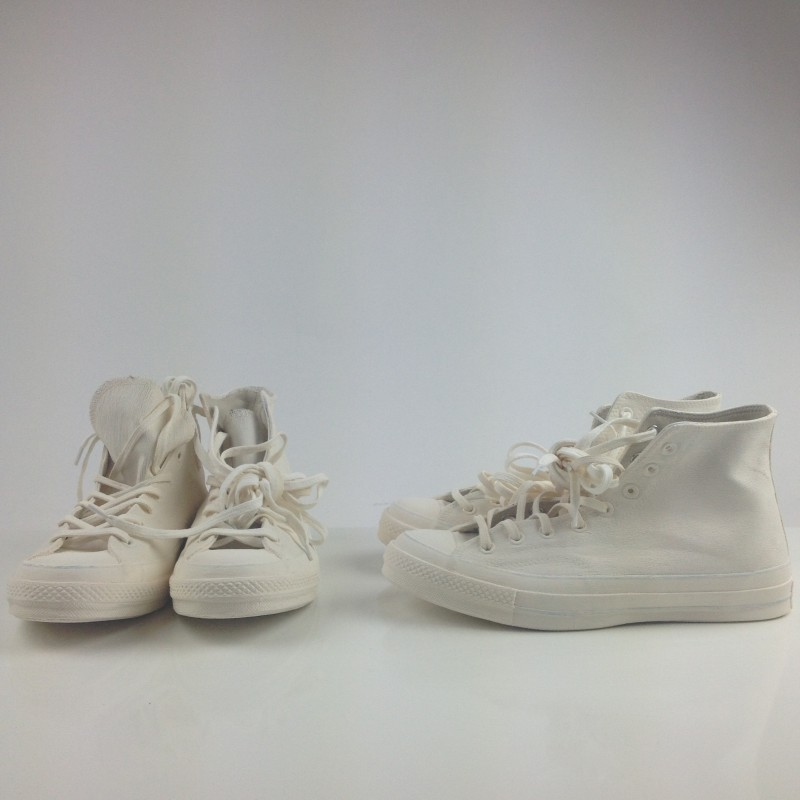 Maison Martin Margiela for Converse | LUXUO Luxury Blog