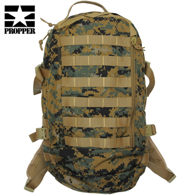 【楽天市場】PROPPER designed by Arc'teryx, USMC ILBE Patrol Pack MARPAT:CAPTAIN TOM's