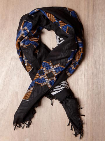 Dries Van Noten Women's Funder Scarf | LN-CC
