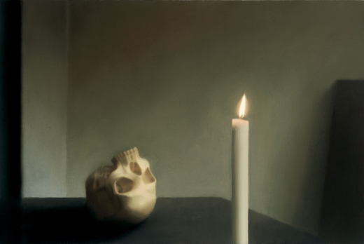 * Visionary Tokyo : Skull with Candle