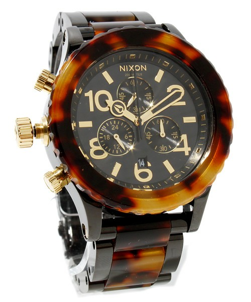 NIXON chapter select / NIXON THE 42-20 CHRONO(腕時計) - ZOZOTOWN