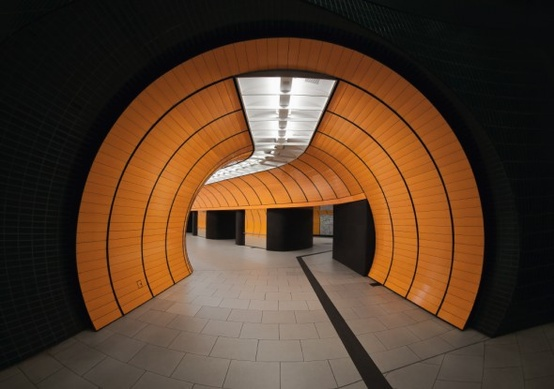 place / Munich Subway