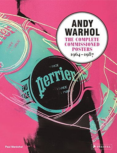 Amazon.co.jp: Andy Warhol: The Complete Copmmissioned Posters, 1964-1987: Paul Marechal: 洋書