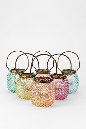 Hobnail Candle Holder - Urban Outfitters
