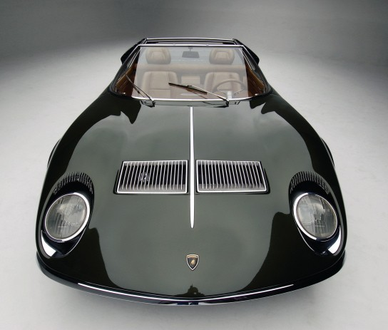 360 DEGREES Weblog » Blog Archive » The Classicist: The Holy Grail of Lamborghinis