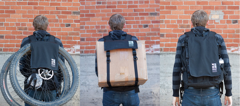 Flaptop | Inside Line Equipment | Cycling bags
