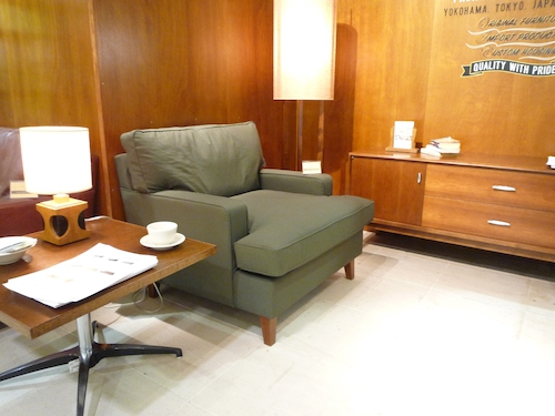PACIFIC FURNITURE SERVICE Special Store at Isetan Shinjuku | HF SELECTED | high fashion ONLINE