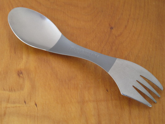 Amazon.com: Light My Fire Titanium Spork: Sports & Outdoors