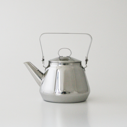 OPA Mari Stainless Kettle 0.5L : biotope