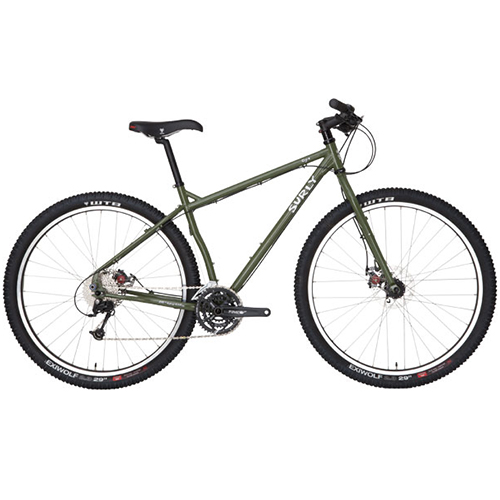 BLUE LUG / *SURLY* ogre complete bike (Army-Green)