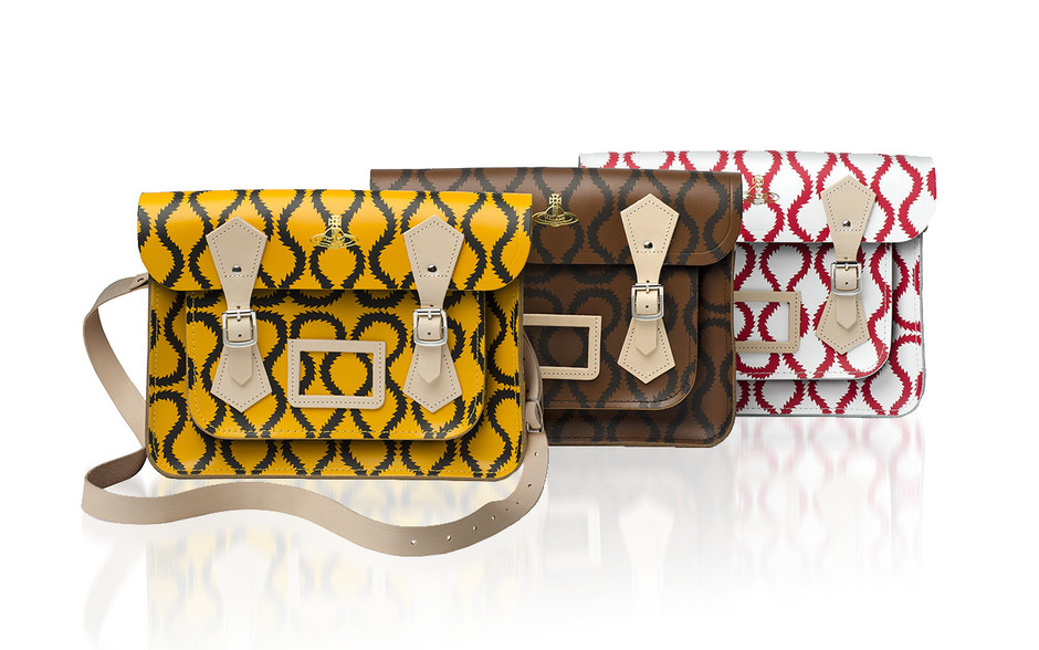 Vivienne Westwood Collaboration | The Cambridge Satchel Company