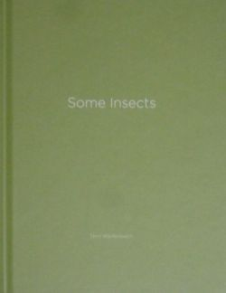 TERRI WEIFENBACH SOME INSECTS ONE PICTURE BOOK NO.67 テリー・ワイフェンバック写真集 flotsam books