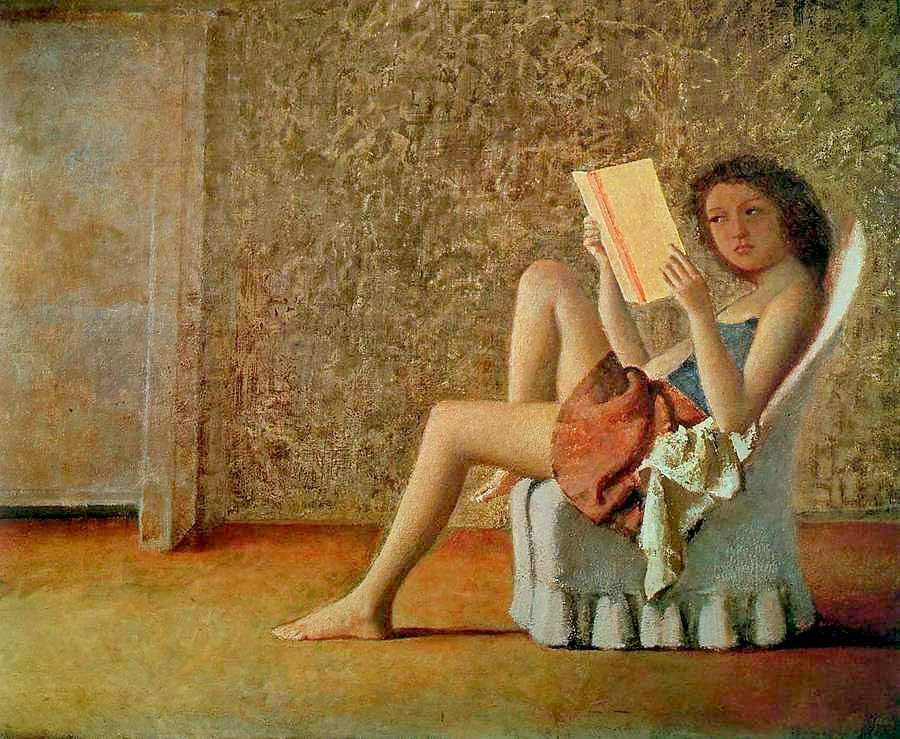 Reading and Art: Balthus