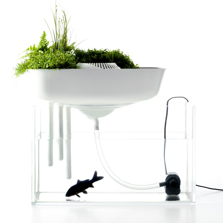 Floating Garden by Benjamin Graindorge - Dezeen