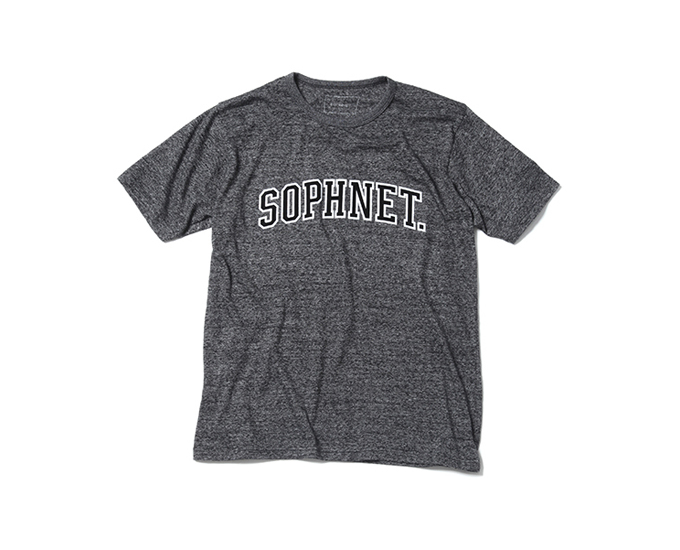 SOPHNET. | PRODUCT | SOPHNET. ARCH LOGO TEE