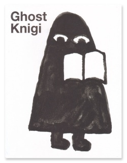 Ghost Knigi おばけのニギ / BENJAMIN SOMMERHALDER / ON READING Online Shop