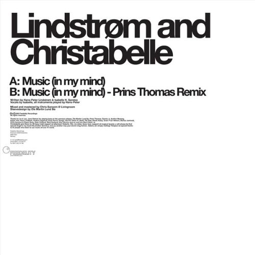 Amazon.co.jp: Music (In My Mind): Lindstrom & Christabelle: MP3ダウンロード