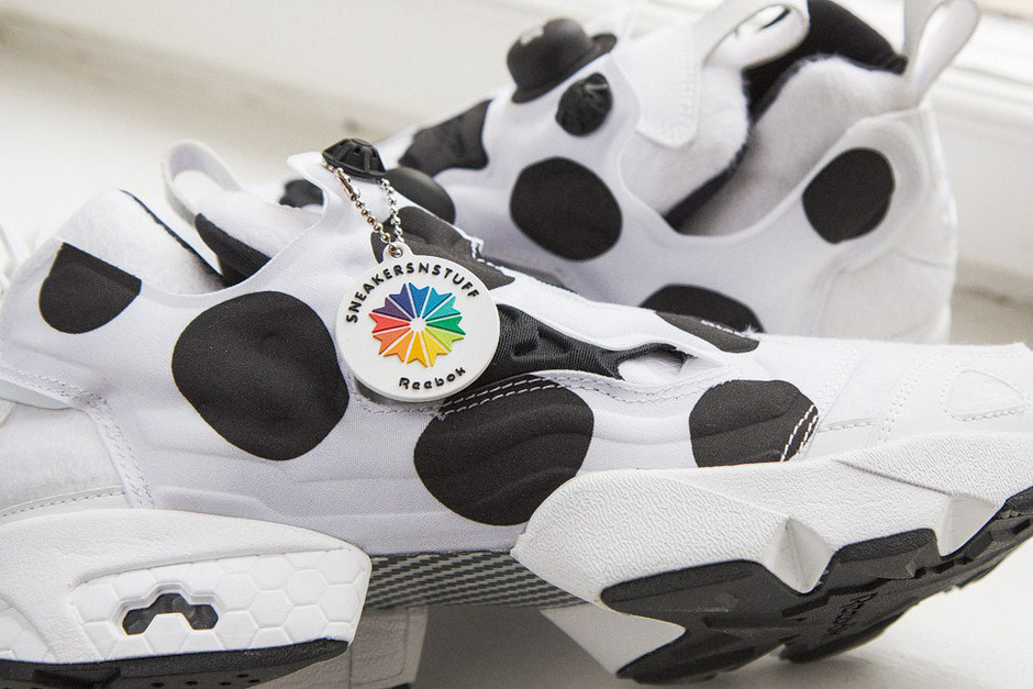 "Sneakersnstuff x Reebok Insta Pump Fury ""Legal Issues"" 