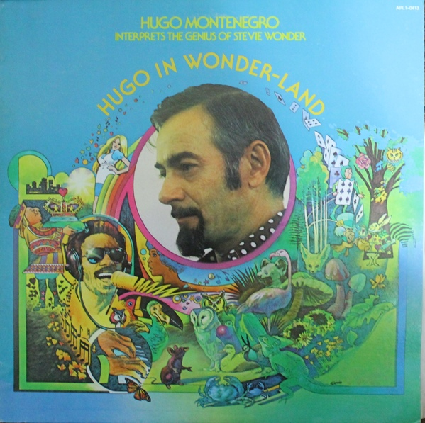 Hugo Montenegro - Hugo In Wonder-Land (Vinyl, LP) at Discogs