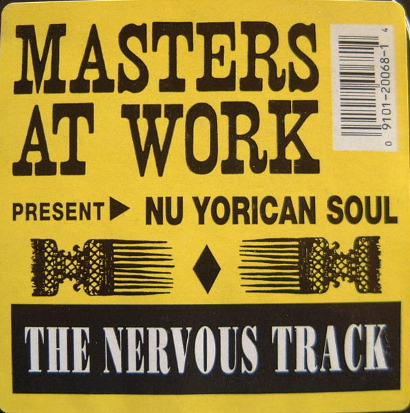 Images for Masters At Work Present Nu Yorican Soul* - The Nervous Track