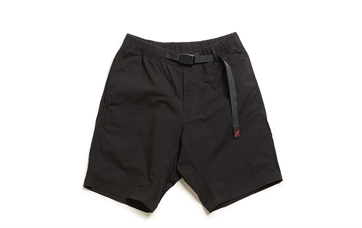 GRAMICCI/Weather NN Shorts-Black