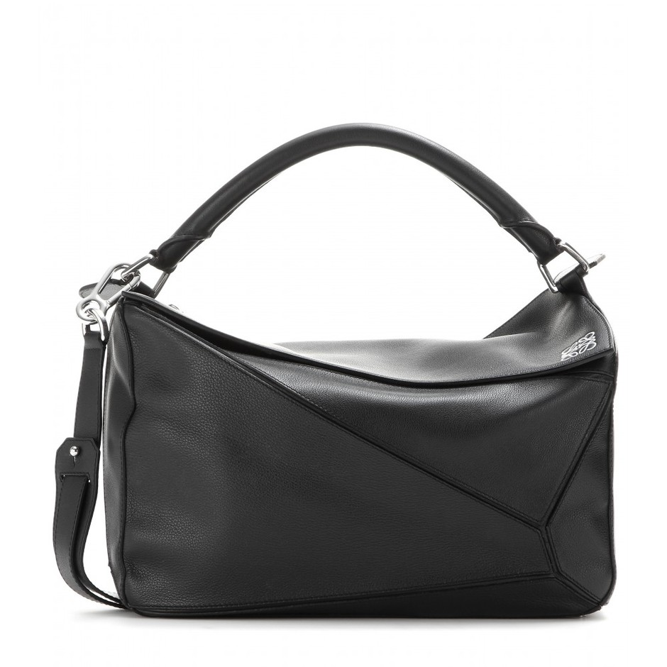 mytheresa.com - Puzzle Large leather tote - Current week - New Arrivals - Loewe - Luxury Fashion for Women / Designer clothing, shoes, bags