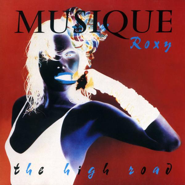COVERS.BOX.SK ::: roxy music - the high road (Vinyl) - high quality DVD / Blueray / Movie