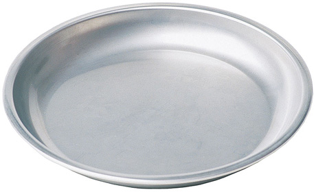 MSR® Alpine™ Plate - stainless steel plate for camping.