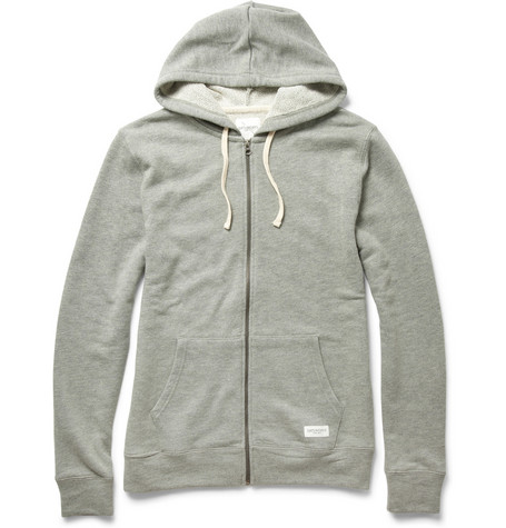 Saturdays Surf NYC Zip-Up Hooded Sweatshirt | MR PORTER