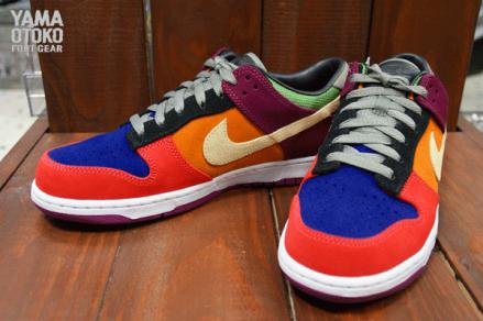 DUNK PREMIUM LOW SP VIOTEC 「LIMITED EDITION for NONFUTURE」 MULTI/WHT ナイキ NIKE   ミタスニーカーズ ナイキ・ニューバランス スニーカー 通販