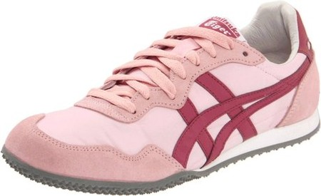 Onitsuka Tiger Onitsuka Tiger Womens Serrano Fashion Sneaker in Pink (pink/rose) - Lyst