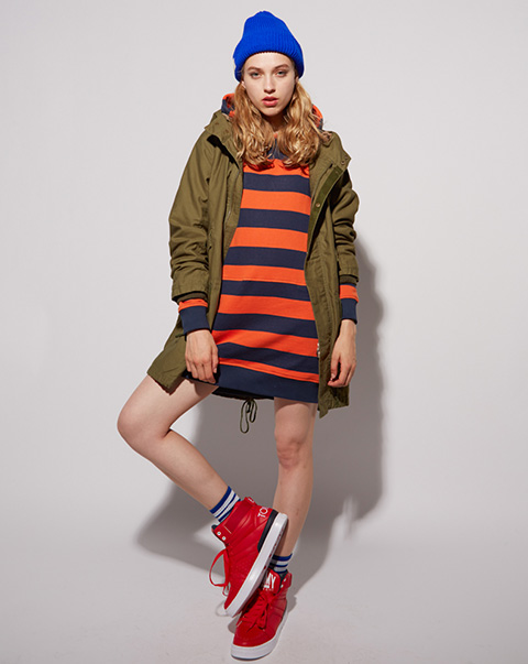 FALL & HOLIDAY 2013 EXHIBITION (MILITARY PREP)|TOMMY [トミー]