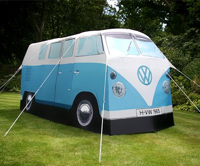 VW Camper Van Tent - buy at Firebox.com