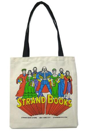 Tote Bag: R. Sikoryak in Gifts & More Strand Totes & Pouches at Strand Books
