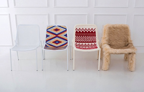 Boring Chair Get A Fabulous Makeover » Yanko Design