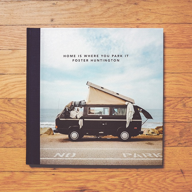 Home Is Where You Park It Photo Book / A Restless Transplant