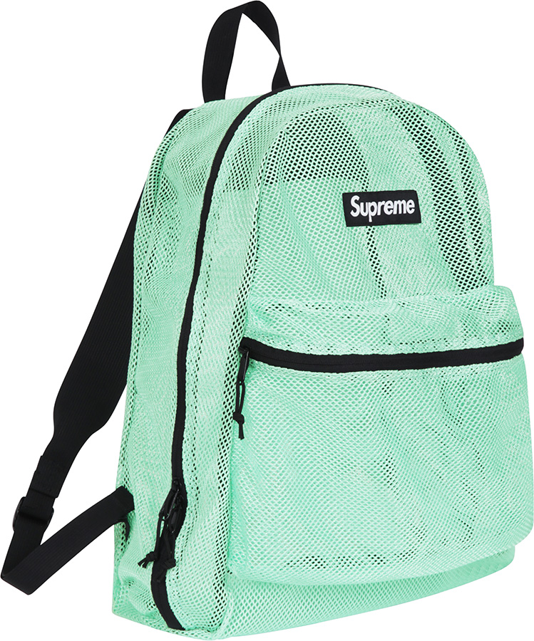Supreme Mesh Backpack