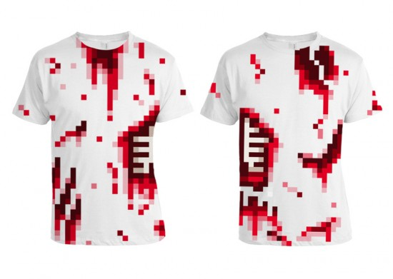 Low res blood t-shirts | who killed bambi?