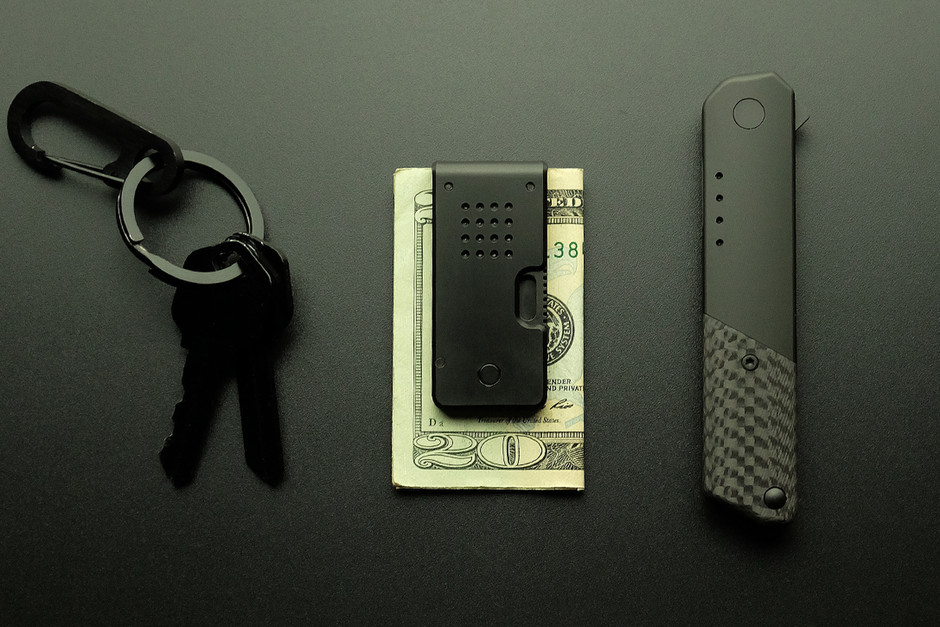 Quiet Carry The MARQ Multi-Tool Money Clip | HiConsumption