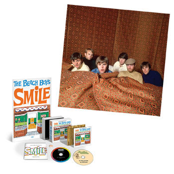 The Beach Boys - SMiLE 2CD Set + Autographed Lithograph - Combos - Official Merch - Powered by MerchDirect
