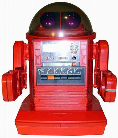 Red Omnibot 5402X - The Old Robots Web Site