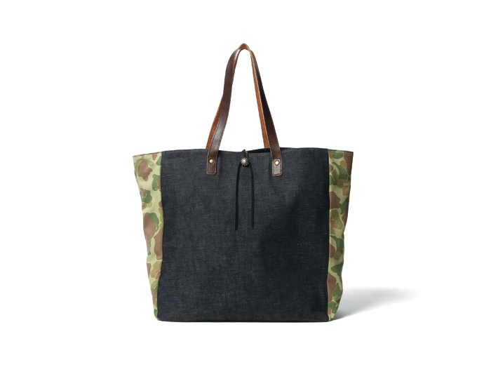 SOPHNET. | PRODUCT | COLOR BLOCK TOTE BAG