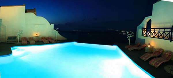 Ultimate retreat: Astarte Suites Hotel in Santorini « 1 Kind Design