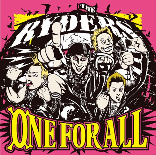 Amazon.co.jp: THE RYDERS : ONE FOR ALL (ワン・フォー・オール) - 音楽