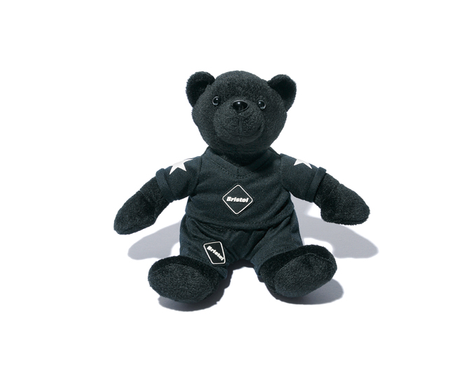 F.C.Real Bristol | PRODUCT | NUMBERING SUPPORTER BEAR