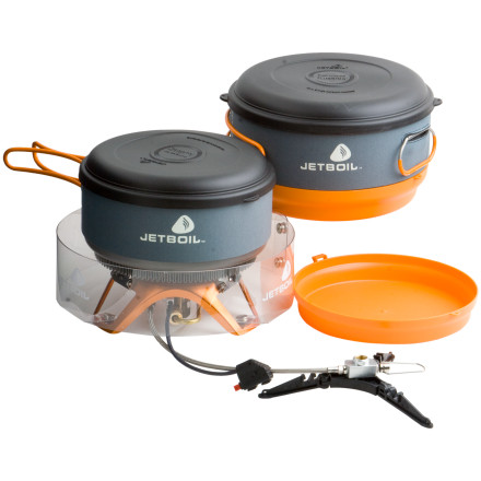 Jetboil Helios Guide Cooking System | Backcountry.com