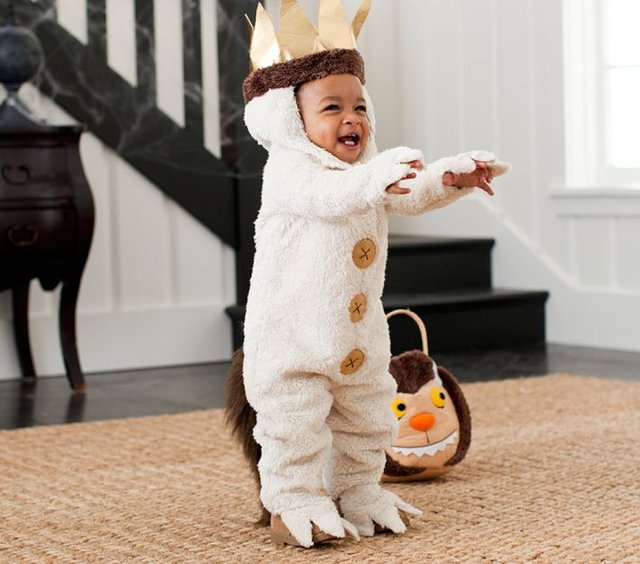 Fancy - Where The Wild Things Are Max Costume