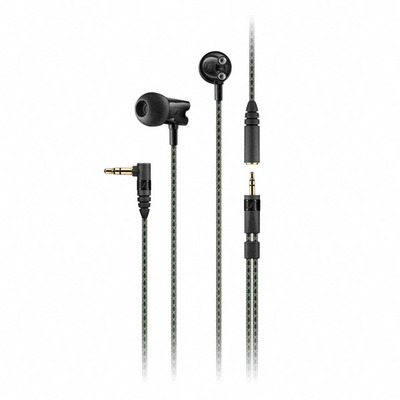 Sennheiser IE 800 - Headphone - Dynamic linear-phase driver with extremely wide bandwidth (XWB)