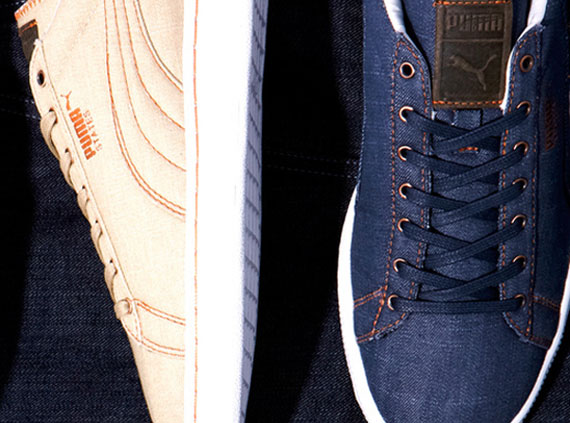 "Puma States ""Denim"" 