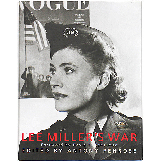 Lee Miller's War: Photographer and Correspondent With the Allies in Europe 1944-45 リー・ミラー - OTOGUSU Shop オトグス・ショップ